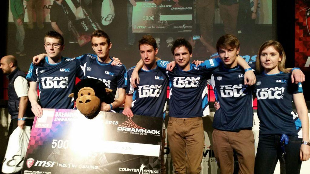 França Team LDLC