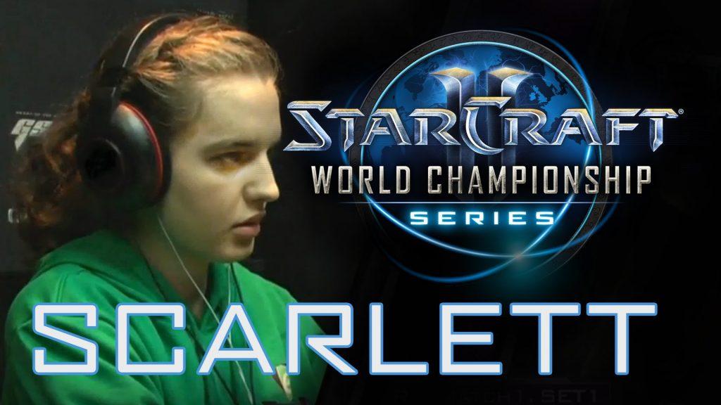 scarlett StarCraft II Guinness