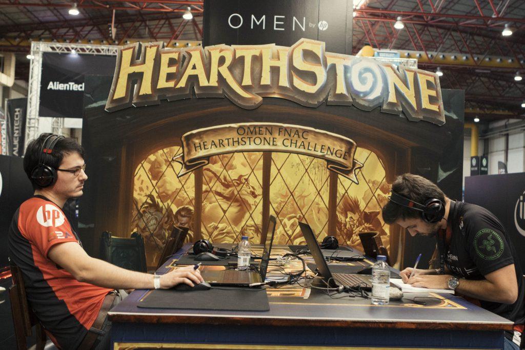 Omen fnac hearthstone challenge dia 4 rtp arena for Portent vs omen
