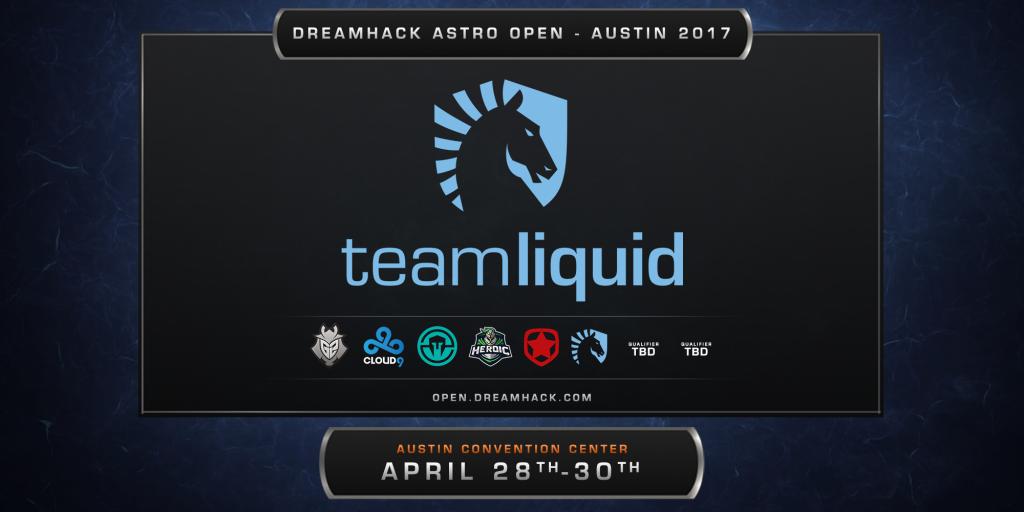 liquid dreamhack austin