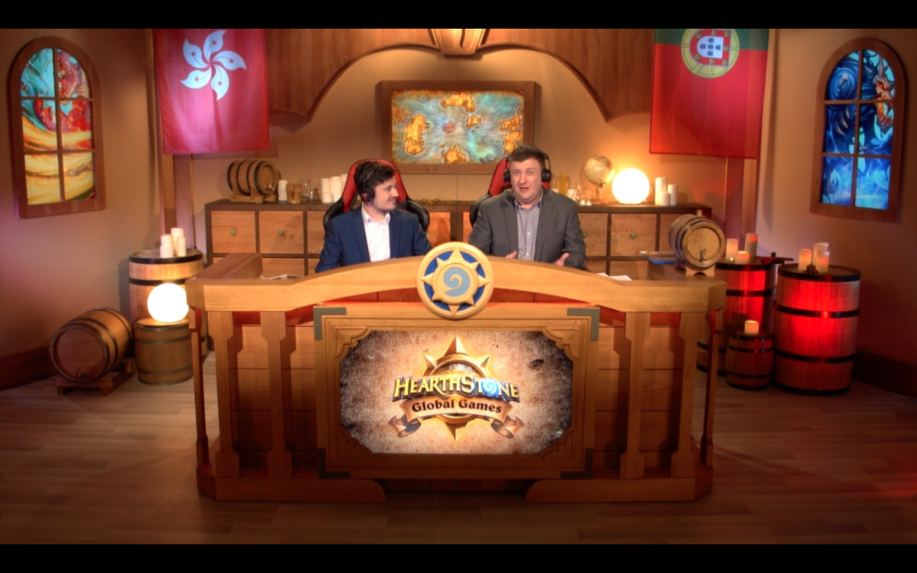 Portugal Hearthstone Global Games