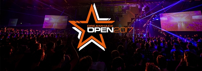 dreamhack open fnatic