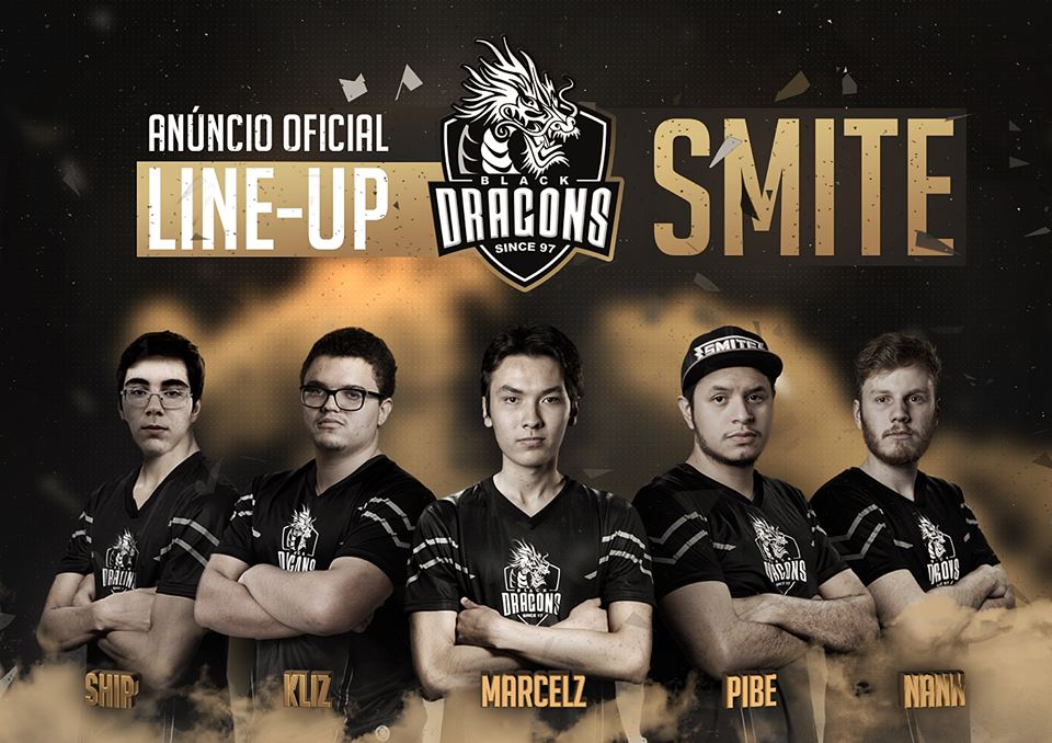 black dragons smite