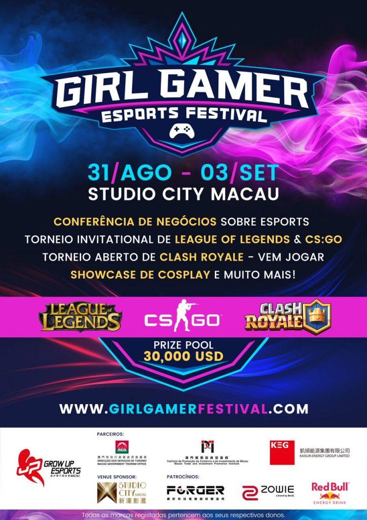 girl gamer festival