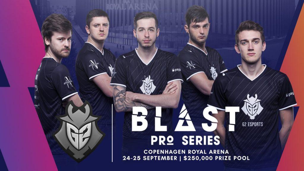 g2 blast pro series