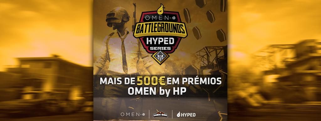 omen battleground hyped series