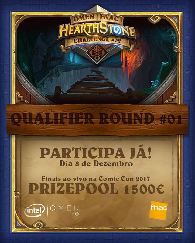omen fnac hearthstone challenge 2
