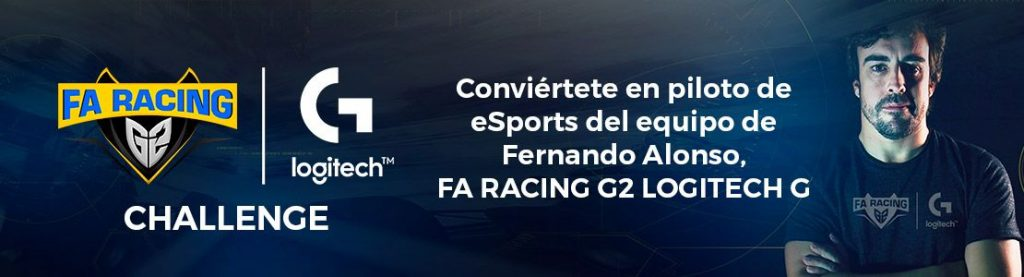 fa racing logitech