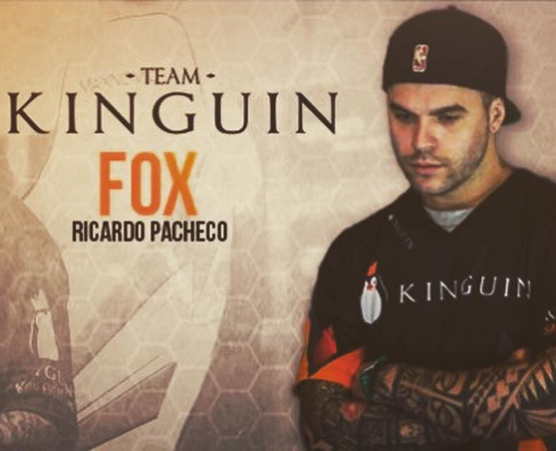 team kinguin fox