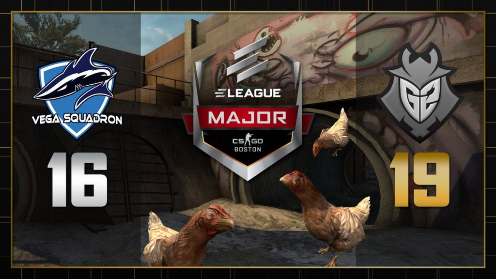 eleague major new challengers stage