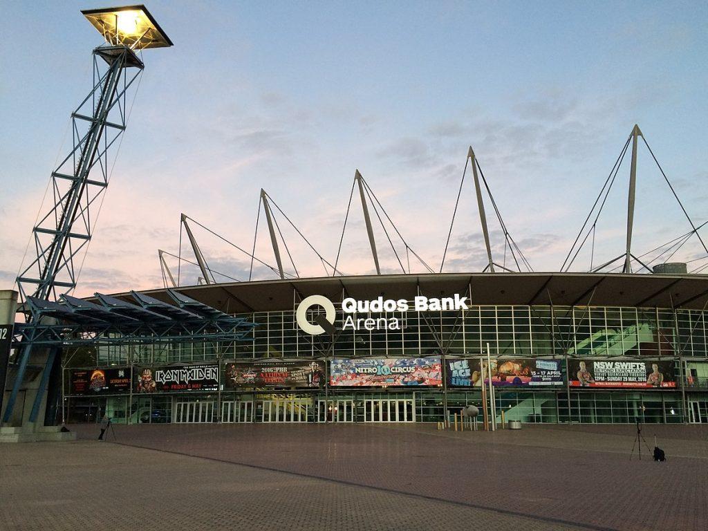 IEM Sydney Qudos Bank Arena mousesports fnatic