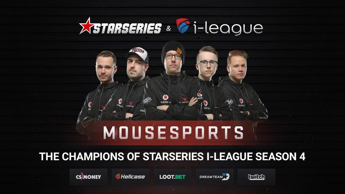 Starseries I League Season 4