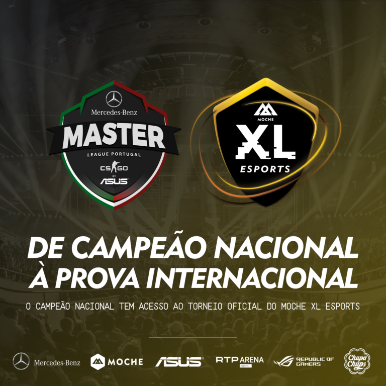 moche xl mercedes-benz master league portugal