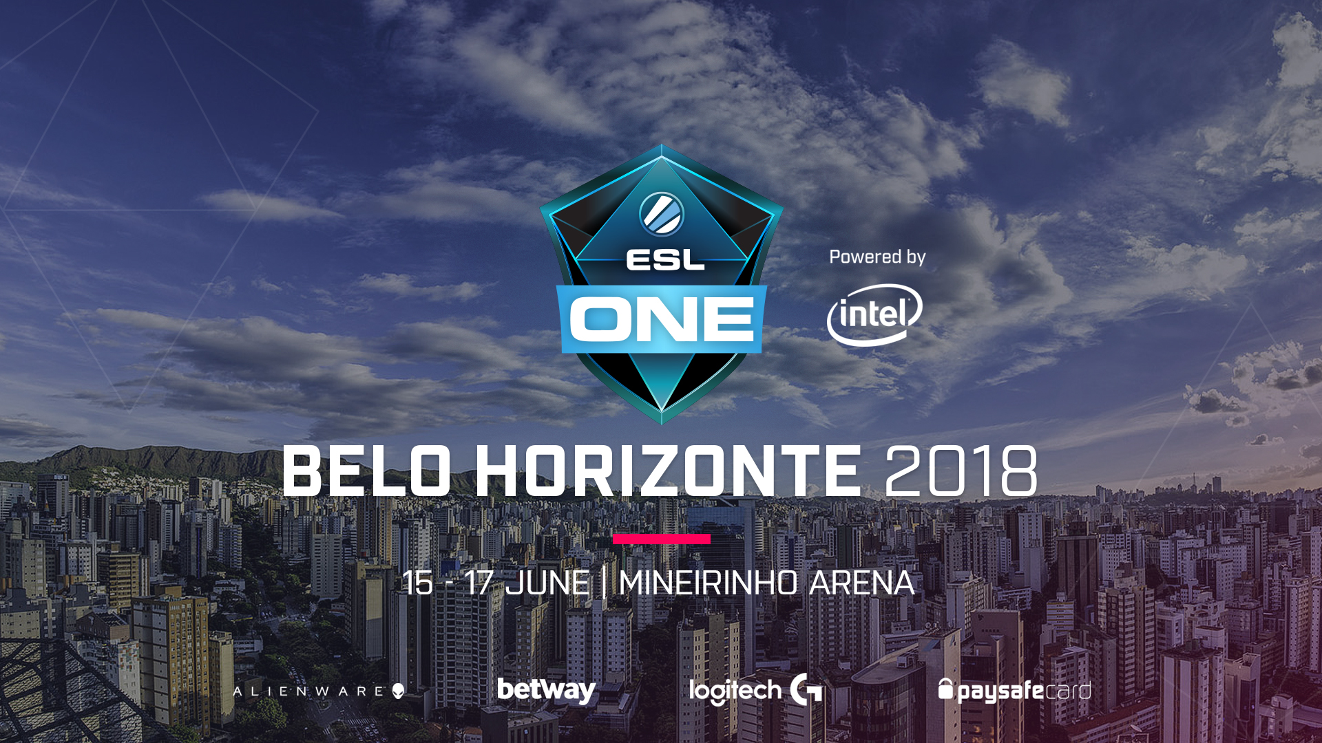 ESL One Belo Horizonte