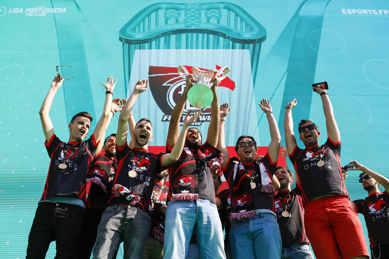 liga portuguesa de pro clubs ftw legacy