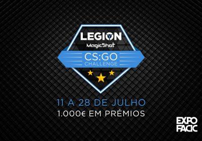 LEGION MAGICSHOT CS:GO Challenge
