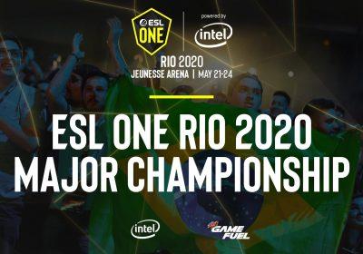 ESL One Rio