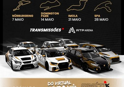 Virtual Touring Cars