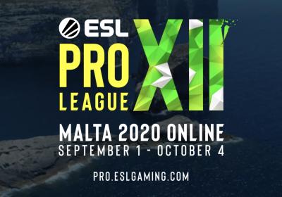 ESL Pro League Season 12