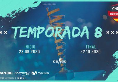 ESL Masters Espanha VIII