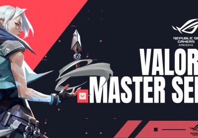 ROG VALORANT Master Series