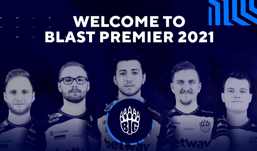 BIG BLAST Premier