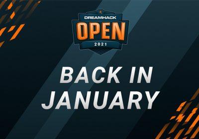 DreamHack Open January