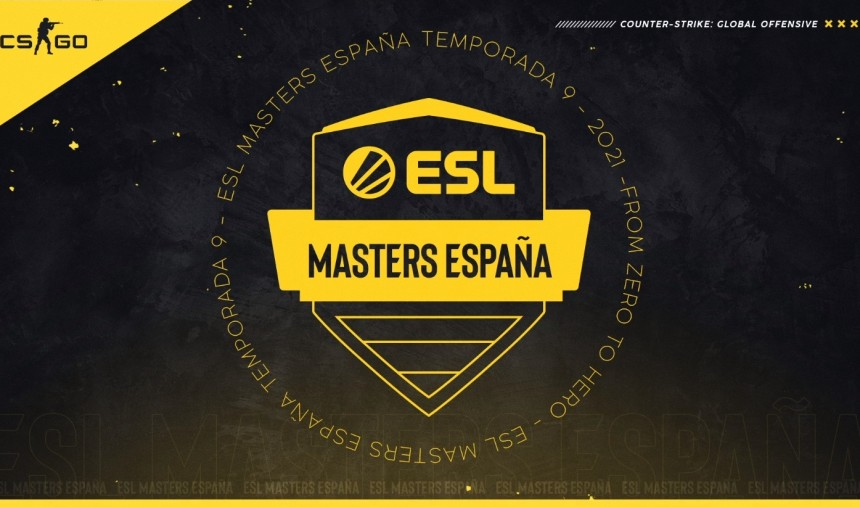 ESL CS:GO Masters Spain