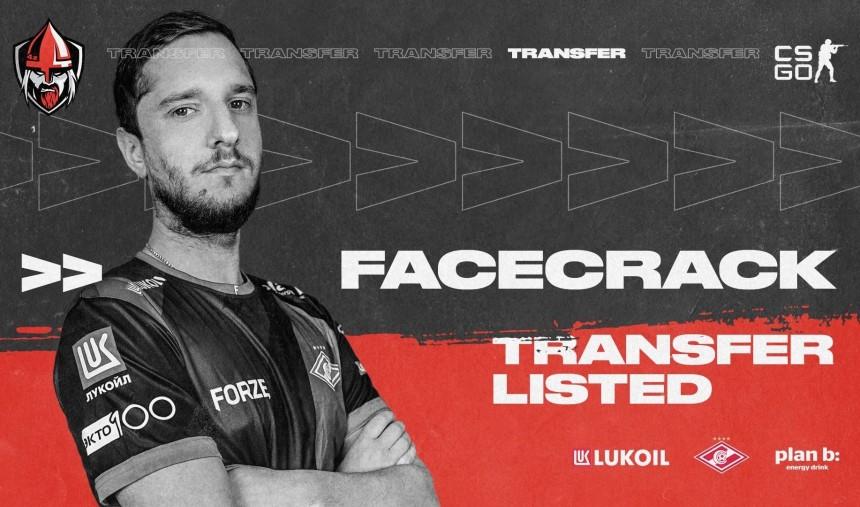 facecrack