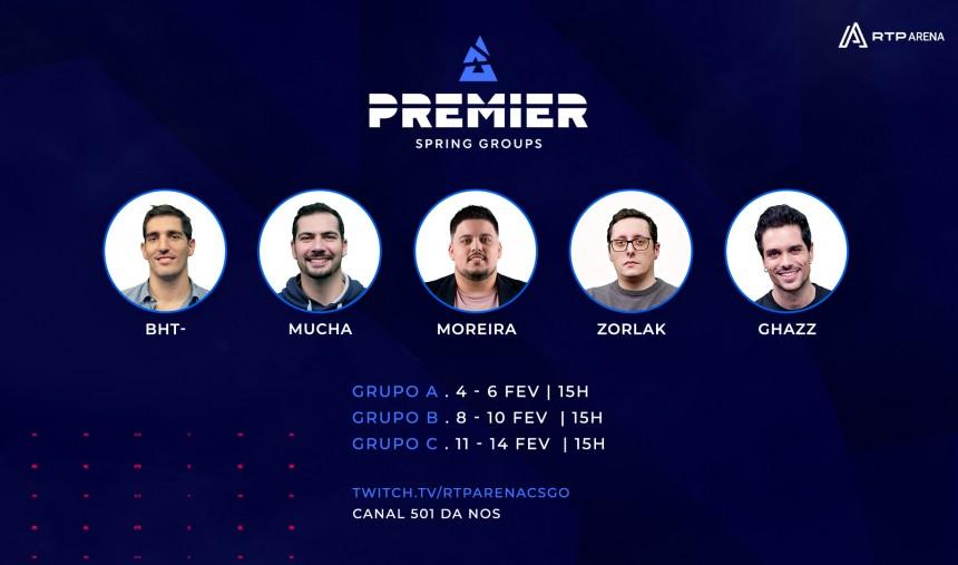 BLAST Premier Talento