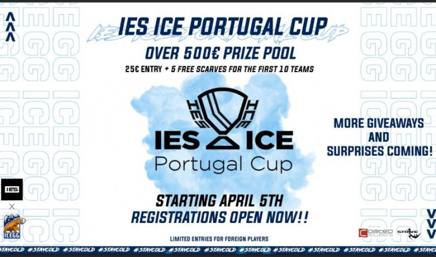 IE-S Ice Portugal Cup