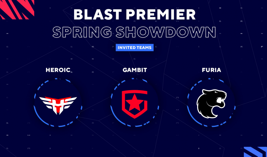 BLAST Premier Showdown