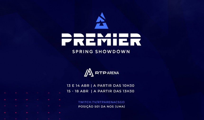 BLAST Premier Spring Showdown