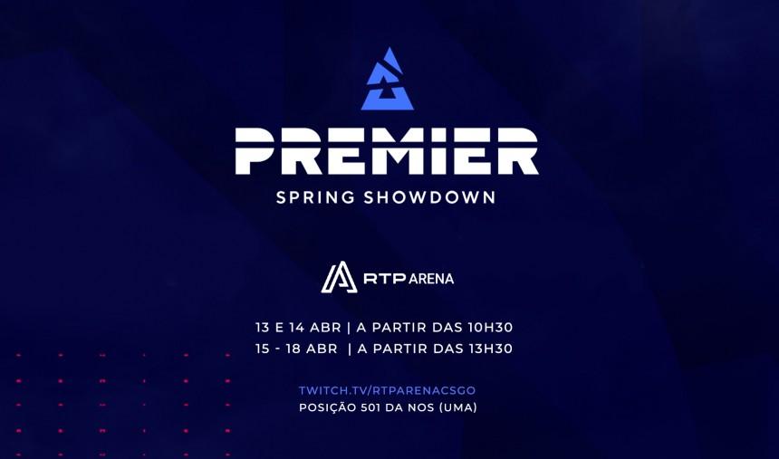 BLAST Premier Spring Showdown