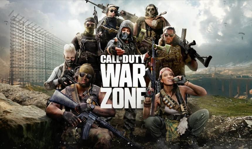 Warzone Dropzone