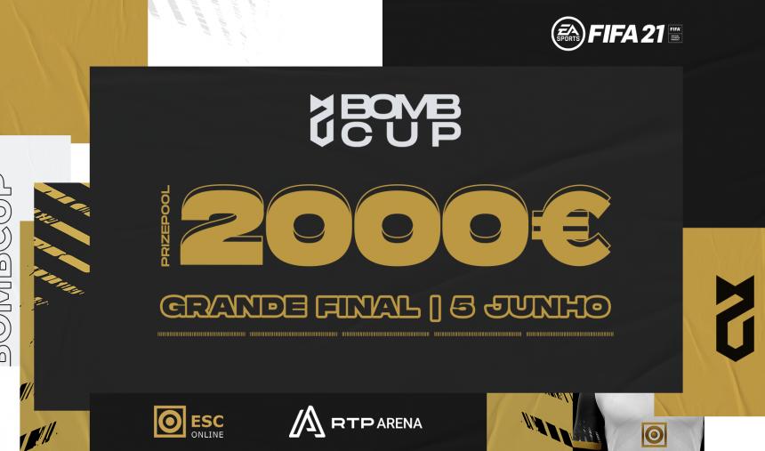 ESC Online Bomb Cup
