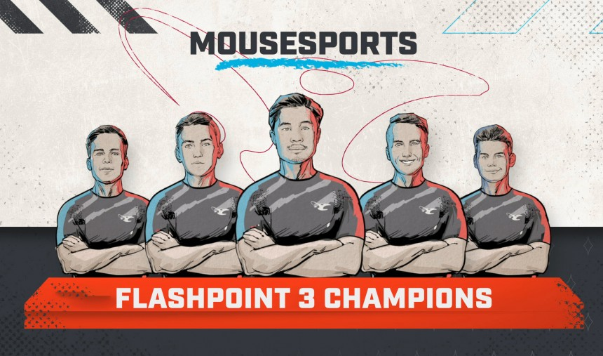 FLASHPOINT mousesports