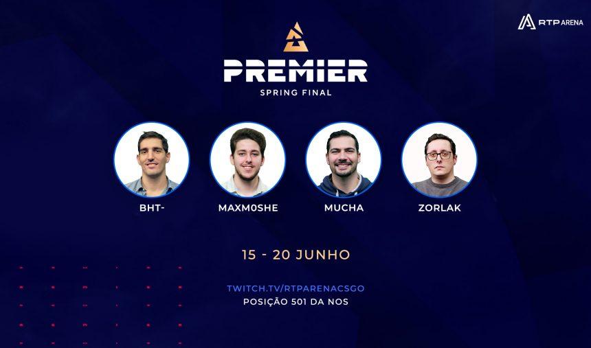 BLAST Premier Spring Finals Talento