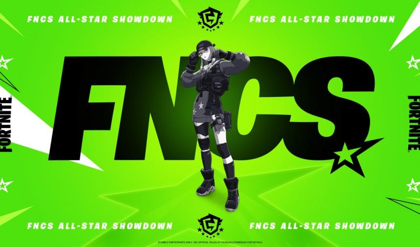 BLAST FNCS ALL-STAR Showdown
