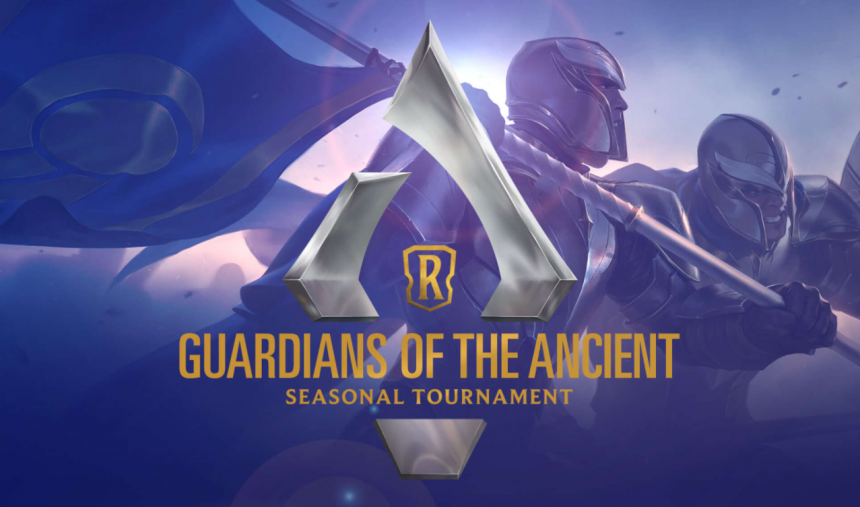 Guardians of the Ancient