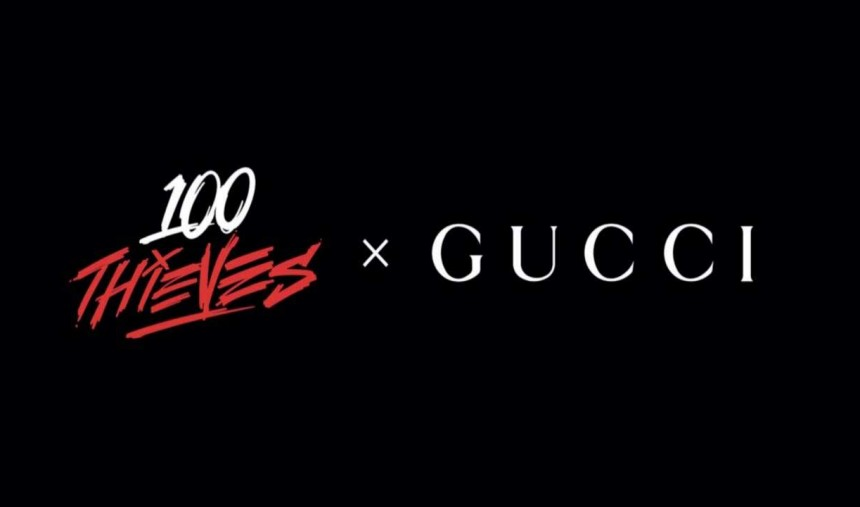 Gucci 100 Thieves