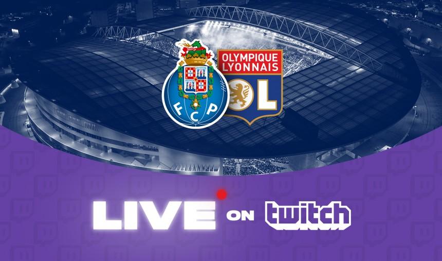 FC Porto Twitch