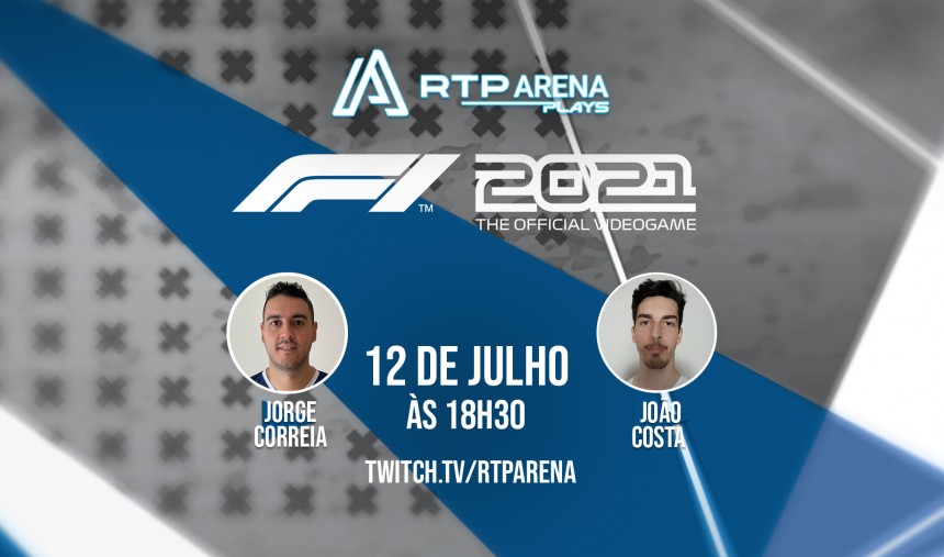 RTP Arena Plays F1 2020