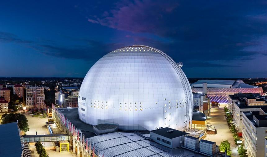 Avicii Arena Suécia Major