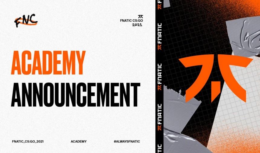 fnatic academy