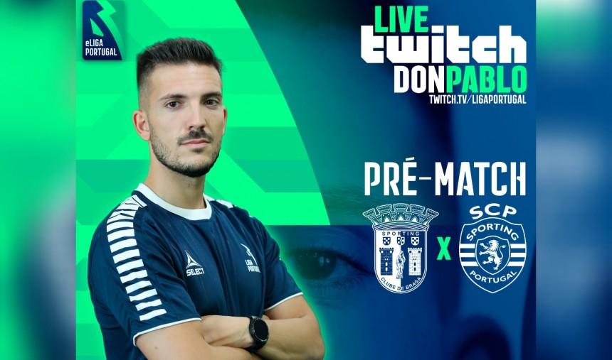 Don70Pablo Liga Portugal Twitch
