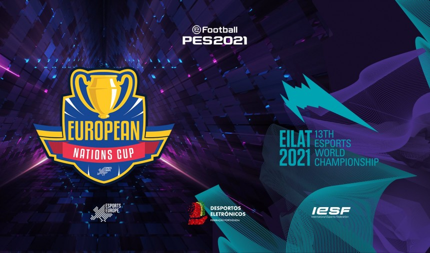 FPDE IESF European Nations Cup eFootball PES