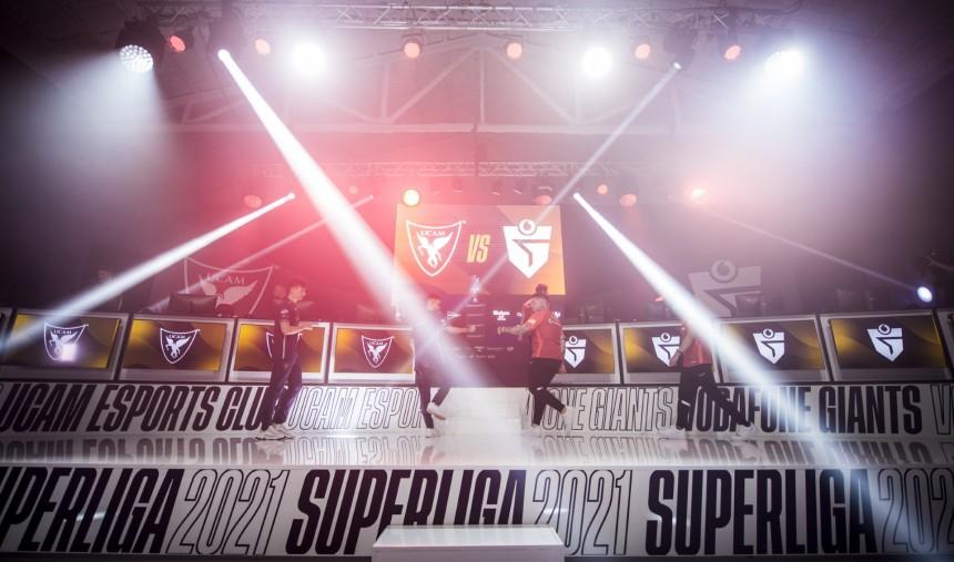 Vodafone Giants LVP Superliga UCAM