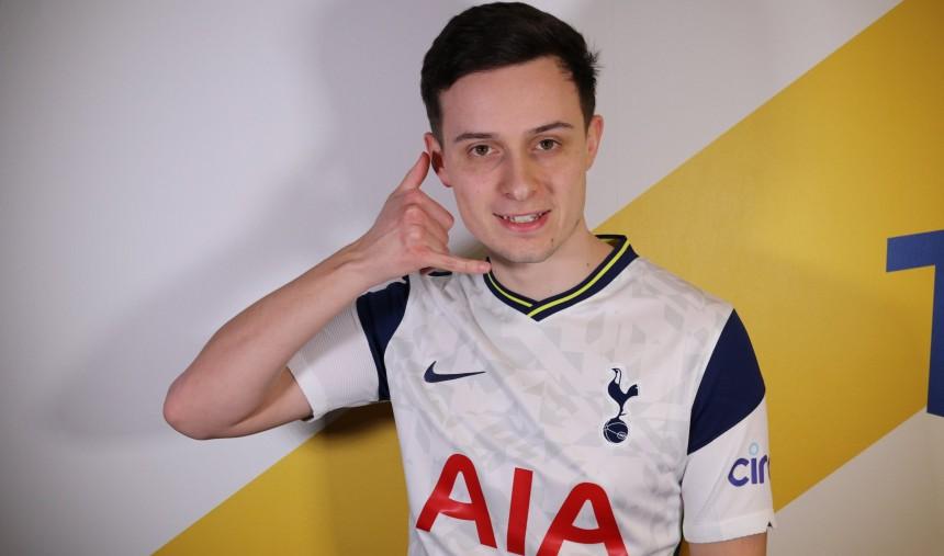 Hashtag Tom Spurs Tottenham