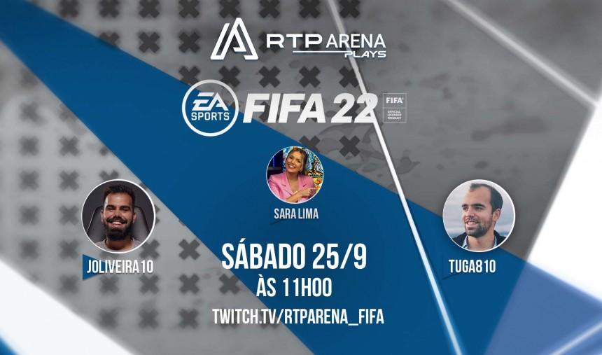 FIFA 22 Plays JOliveira10 tuga810